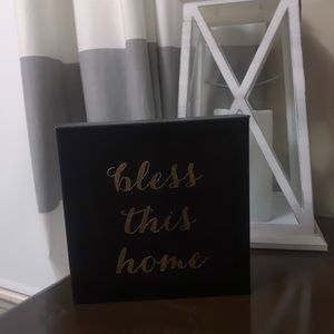 Other - Small Home decor sign